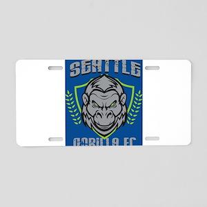 SSFC_gorilla_2[1] Aluminum License Plate